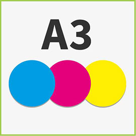 Farbe A3