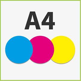Farbe A4